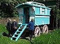 Roald Dahl's gipsy caravan - geograph.org.uk - 112566.jpg