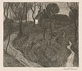 Robert Polhill Bevan, A Lonely Farm (Hawkridge), 1900, NGA 200839.jpg
