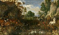 Roelant Savery - The Garden of Eden - WGA20883.jpg