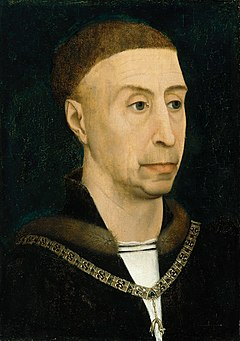 Rogier van der Weyden - Portrait of Philip the Good - WGA25727.jpg