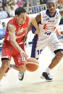 Jonathan Tabu Belgian basketball player