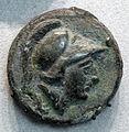 Roma, aes grave, semisse, 269-266 ac.JPG
