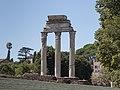 Roman Forum Temple of Castor and Pollux.jpg
