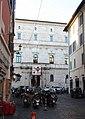 Rome, the Palazzo della Cancelleria.JPG