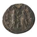 Romerskt bronsmynt, 255-256 - Skoklosters slott - 100196.tif