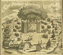 Romuva sanctuary