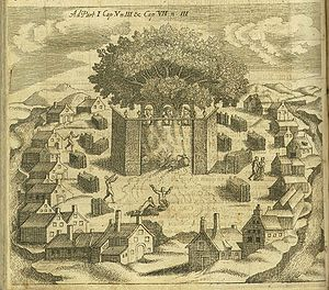 Santuario di Romowe in prussia.