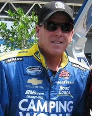 Ron Hornaday Jr. - Hornaday in 2008