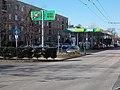 Rona Street MOL petrol station, 2017 Zuglo.jpg