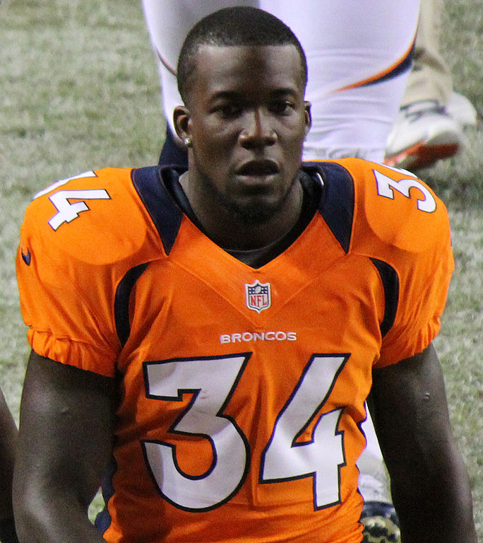 Image result for ronnie hillman