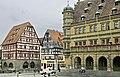 Rothenburg-ob-der-Tauber, Plaza Mayor 01.jpg