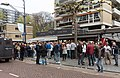 Rotterdam, brasserie Barclay vlak voor Excelsior-Feyenoord IMG 6459 2017-05-07 14.05.jpg
