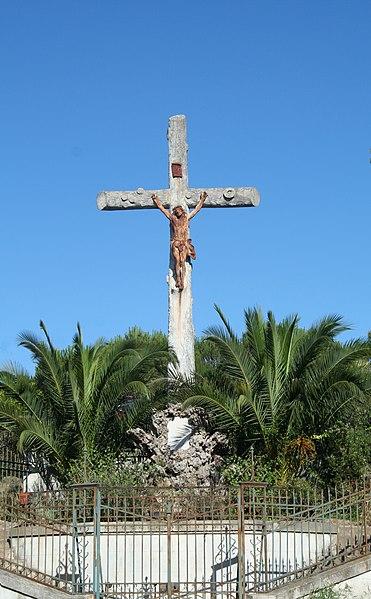Roujan (Hérault) - Croix.