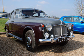 100 miles in a rolls royce in 2 mins with added glam model - 2 6