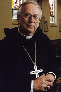 Douglas Robert Nowicki 20th and 21st-century American Benedictine abbot and priest