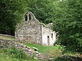 Ruined church of St James, Lancaut - geograph.org.uk - 202296.jpg