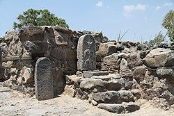 Ruins of Bethsaida village in summer 2011 (7).JPG