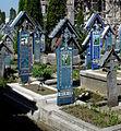Rumunia, Sapanta, Wesoły Cmentarz(Aw58)10.JPG