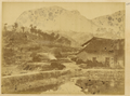 Rural House and Part of a Water Reservoir in a Valley. China, 1874 WDL2055.png