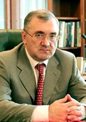 Minister of Emergency Situations (Russia) - Image: Ruslan Tsalikov
