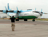 Russian-built Antonov AN-12.JPEG