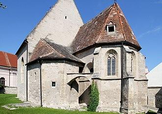 Rust, Burgenland - Fishermen's Church