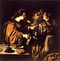 Rutilio Manetti Loth y sus hijas 1620.jpg