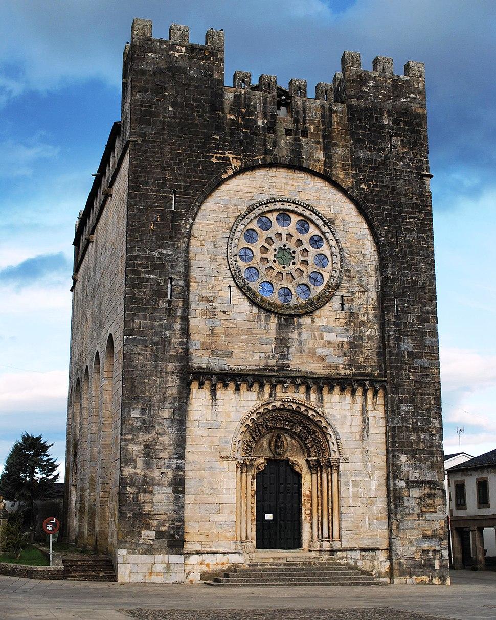 S. Xoán de Portomarín