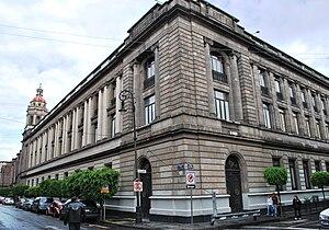 Secretariat of Public Education (Mexico) - Headquarters of the Secretariat of Public Education