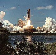 STS066 Launch