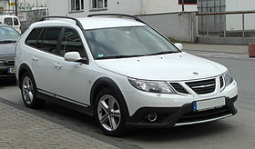 image illustrative de l'article Saab 9-3X
