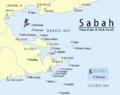 Sabah-Islands-DarvelBay PulauBohayan-Pushpin.png