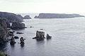 Saignie Bay and Les Autelets, Sark - geograph.ci - 68.jpg