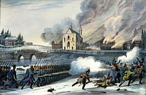 Canada under British rule - The Papineau Rebellion of 1837.