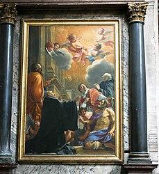 Simon Vouet: Saint Merry délivrant les prisonniers