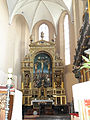 Saint Stanislaus church in Bodzentyn - Altar - 02.jpg