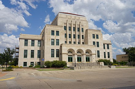 San Angelo City Hall San Angelo September 2019 03 (San Angelo City Hall).jpg