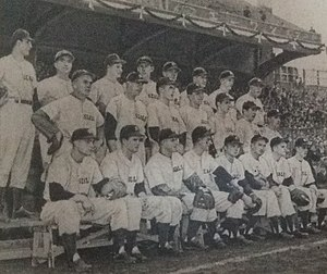 Seals Stadium - San Francisco Seals in Japan, 1949