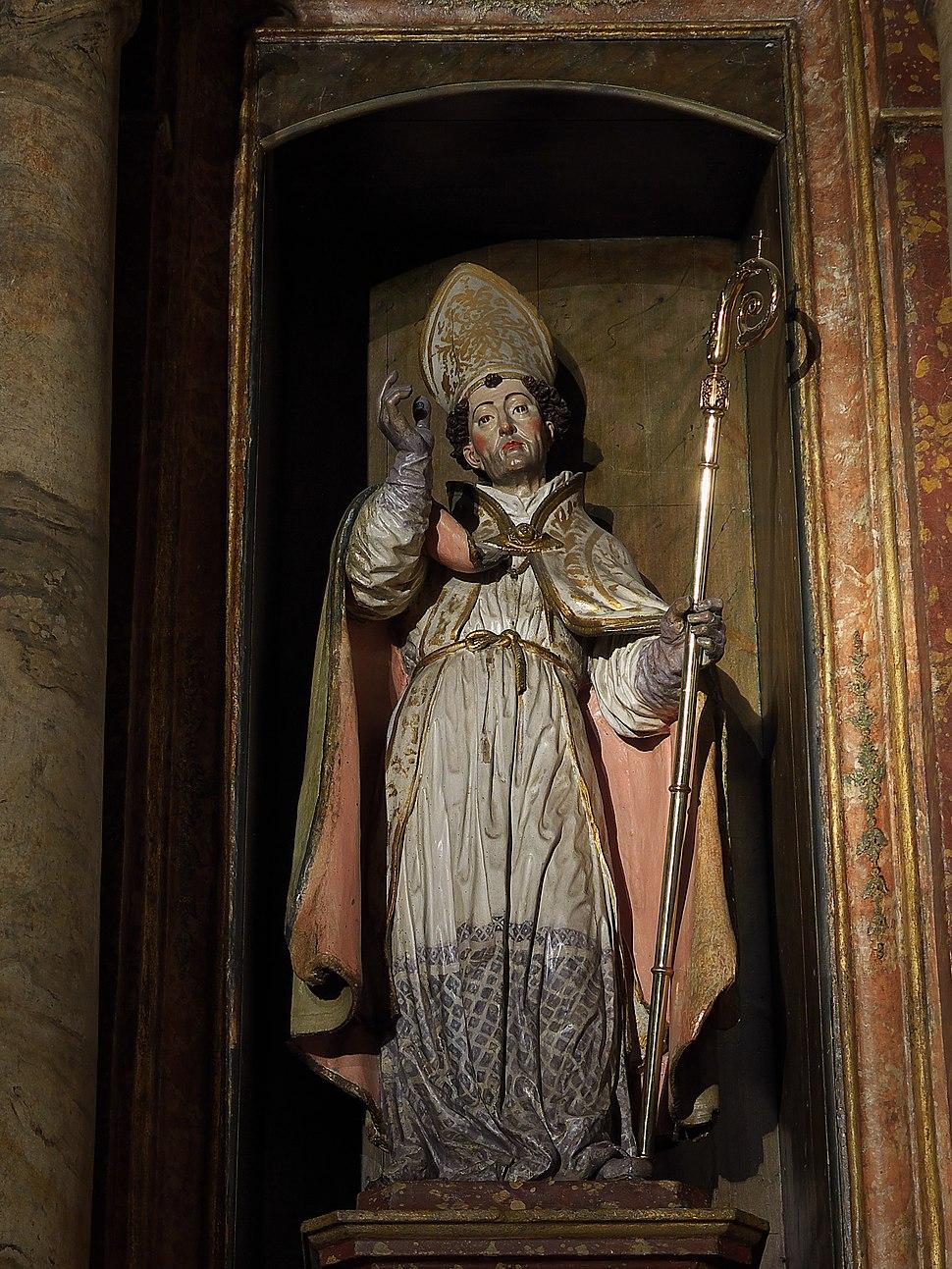 San Froilán. Catedral de Lugo