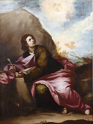 Saint John the Evangelist in Patmos