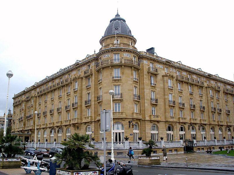 Hotel Maria Cristina em San Sebastián