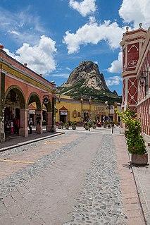 Bernal, Querétaro Place in Querétaro, Mexico