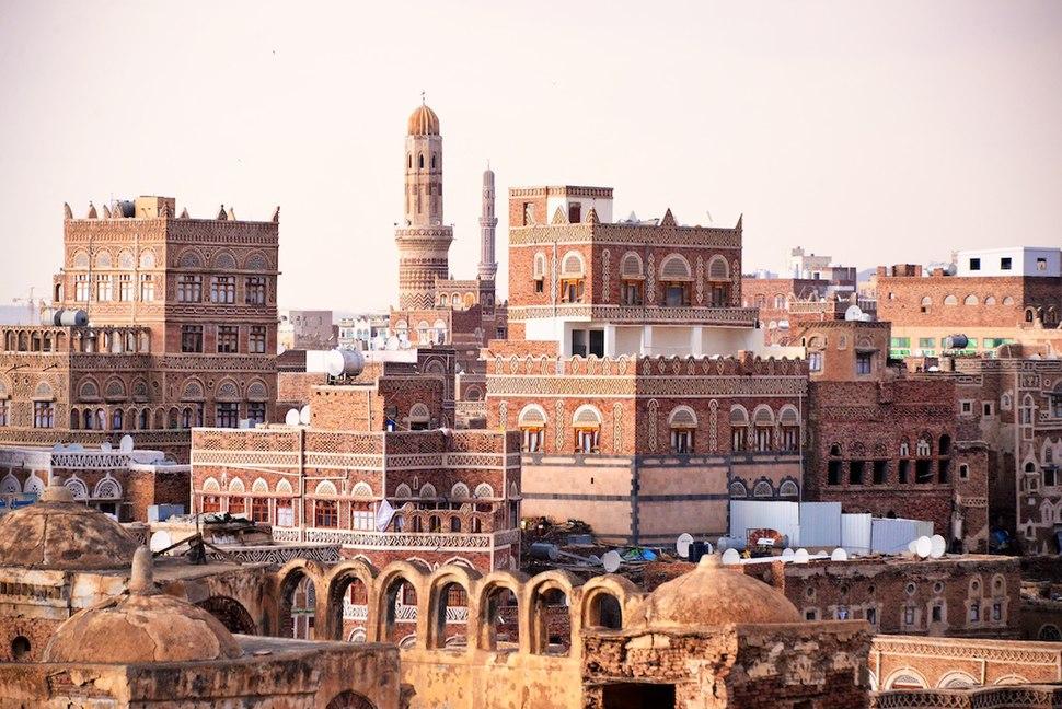 Sana'a, Yemen (14667934933)