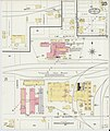 Sanborn Fire Insurance Map from Muncie, Delaware County, Indiana. LOC sanborn02433 005-25.jpg