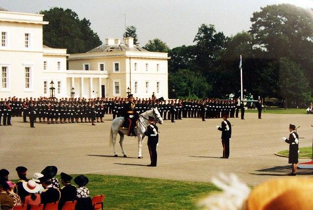 Sandhurst Royal Military Academy - geograph.org.uk - 44912