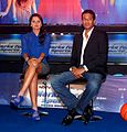 Sania Mirza, Mahesh Bhupathi, Bipasha Basu at the NDTV Marks for Sports event 08 (cropped).jpg