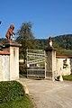 Sankt Georgen Rottenstein 1 Schloss Statue Diana 15102006 247.jpg