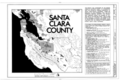 Santa Clara County Project, San Jose, Santa Clara County, CA HABS CAL,43-SANJOS.V,1- (sheet 1 of 1).png