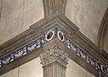 Santa maria delle carceri, interno, fregio di andrea della robbia, 1492-95, 02.jpg