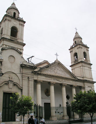 Roman Catholic Diocese of Santiago del Estero - Cathedral Basilica of Our Lady of Mount Carmel